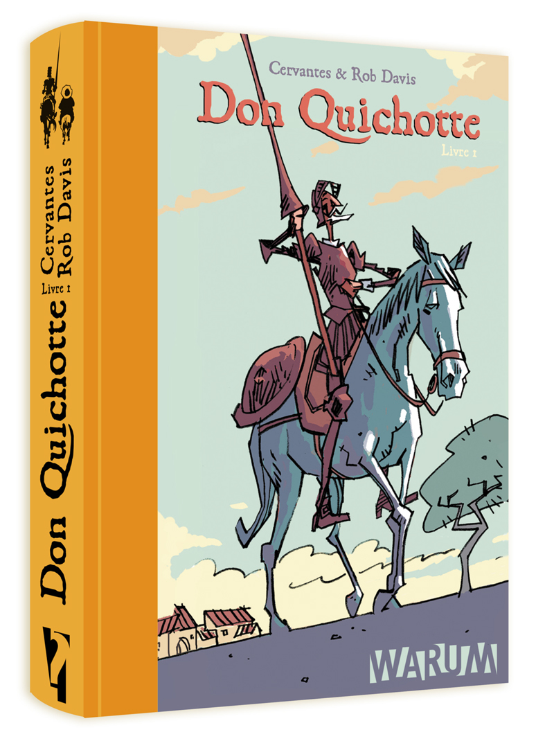 Don Quichotte tome 1