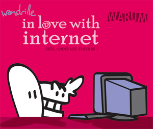 In love with Internet